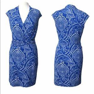 Alexis Geometric Print Dress S (CH)